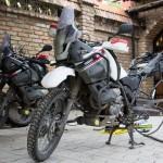 Neue Reifen von muztoo.ch in Osh, Kirgistan