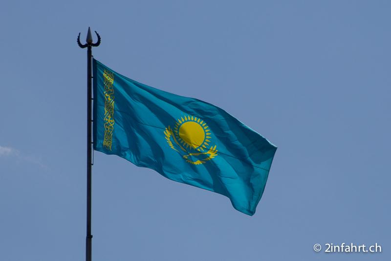 Kasachstan – Teil 2: von Kirgistan nach Russland