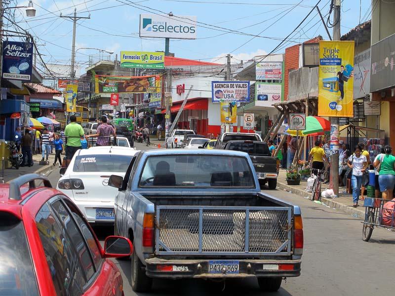 El Salvador – Honduras – Nicaragua