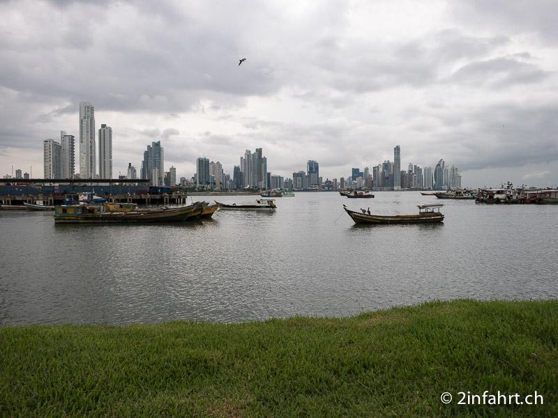 Panama und San Blas Inseln